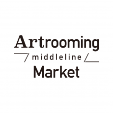 Artrooming middleline Market_タイトル
